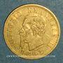 Coins Italie. Victor Emmanuel II (1861-1878). 10 lires 1863T BN. Turin. (PTL 900‰. 3,22 g)