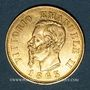 Coins Italie. Victor Emmanuel II (1861-1878). 10 lires 1863T BN. Turin. (PTL 900/1000. 3,22 g)