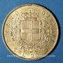 Coins Italie. Victor Emmanuel II (1861-1878). 20 lires 1862 T BN. Turin. (PTL 900‰. 6,45 g)