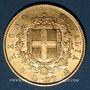 Coins Italie. Victor Emmanuel II (1861-1878). 20 lires 1862T BN. Turin. (PTL 900/1000. 6,45 g)