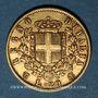 Coins Italie. Victor Emmanuel II (1861-1878). 20 lires 1863 T BN. Turin. (PTL 900‰. 6,45 g)