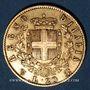 Coins Italie. Victor Emmanuel II (1861-1878). 20 lires 1863T BN. Turin. (PTL 900/1000. 6,45 g)