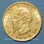 Coins Italie. Victor Emmanuel II (1861-1878). 20 lires 1863T BN. Turin. (PTL 900 /1000. 6,45 gr)