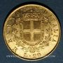 Coins Italie. Victor Emmanuel II (1861-1878). 20 lires 1878 R. Rome. (PTL 900‰. 6,45 g)