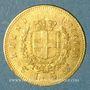 Coins Italie. Victor Emmanuel II (1861-1878). 5 lires 1863T BN. Turin. (PTL 900‰. 1,61 g)
