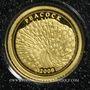 Coins Laos. République. 500 kip 2008 (PTL 999‰. 0,5 g)