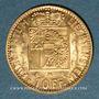 Coins Liechtenstein. François Joseph II, prince (1938-1990). 10 franken 1946 B. (PTL 900‰. 3,22 g)