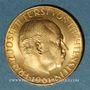 Coins Liechtenstein. François Joseph II, prince (1938-1990). 50 franken 1961. (PTL 900‰. 11,29 g)