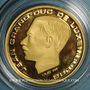 Coins Luxembourg. Jean, grand-duc (1964-2000). 20 francs 1989 (PTL 999 ‰. 6,22 g)