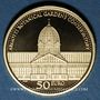 Coins Malte. 50 euro 2017. Jardin botanique Argotti. 916 /1000. 6,50 g