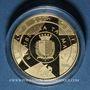 Coins Malte. République. 50 euro 2016. Antonio Sciortino 1879-1947. (PTL 916‰. 6,50 g)