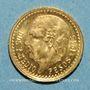 Coins Mexique. 2 1/2 pesos 1945. (PTL 900‰. 2,0833 g)