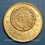 Coins Mexique. 20 pesos 1917. 900/1000. 16,67 g.
