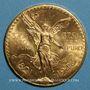Coins Mexique. 50 pesos 1943 (PTL 900‰. 41,67 g)