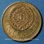 Coins Mexique. République. 20 pesos 1918. (PTL 900‰. 16,67 g)