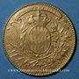 Coins Monaco. Albert I (1899-1922). 100 francs 1891 A. (PTL 900‰. 32,258 g)