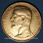 Coins Monaco. Albert I (1899-1922). 100 francs 1896A. 900 /1000. 32,258 gr
