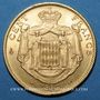 Coins Monaco. Charles III (1856-1889). 100 francs 1886 A. (PTL 900‰. 32,258 g)