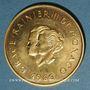 Coins Monaco. Rainier III (1949-2005). 200 francs 1966. (PTL 920‰. 32 g)