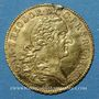 Coins Palatinat. Charles Théodore (1743-1799). Ducat frappé avec l'or du Rhin, 1764S