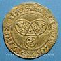 Coins Palatinat. Louis IV (1436-1449). Florin d'or (1436-38), Bacharach