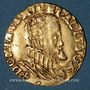 Coins Pays Bas, Gueldre, Philippe II d'Espagne (1556-1598), 1/2 réal d'or (1562-1576)