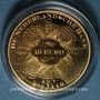 Coins Pays Bas. Guillaume-Alexandre (2013- ). 10 euro 2014 200e anniversaire de la Banque des Pays-Bas