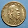 Coins Pays-Bas. Guillaume III (1849-1890). 10 florins (= 10 gulden) 1888. (PTL 900‰. 6,72 g)