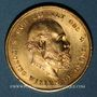 Coins Pays-Bas. Guillaume III (1849-1890). 10 florins 1889. (PTL 900‰. 6,72 g)