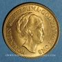 Coins Pays Bas. Wilhelmine (1890-1948). 10 florins (= 10 gulden) 1932. (PTL 900‰. 6,72 g)