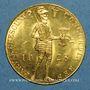 Coins Pays Bas. Wilhelmine (1890-1948). Ducat 1928. (PTL 983‰. 3,49 g)