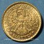 Coins Pologne. République. 10 zlotych 1925 (PTL 900‰. 3,22 g)