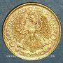 Coins Pologne. République. 20 zlotych 1925 (PTL 900‰. 6,45 g)