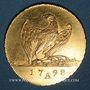 Coins Prusse. Frédéric-Guillaume III (1797-1840). Frédéric d'or 1798A, Berlin
