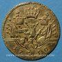 Coins Prusse. Frédéric II (1740-1786). 1/2 frédéric d'or 1750A, Berlin