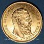 Coins Prusse. Frédéric III (1888). 10 mark 1888A. (PTL 900/1000. 3,98 g)