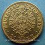 Coins Prusse. Frédéric III (1888). 20 mark 1888 A. (PTL 900‰. 7,96 g)
