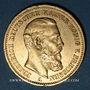 Coins Prusse. Frédéric III (1888). 20 mark 1888A. (PTL 900/1000. 7,96 g)