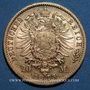 Coins Prusse. Guillaume I (1861-1888). 20 mark 1876C. (PTL 900/1000. 7,96 g)