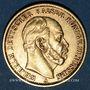 Coins Prusse. Guillaume I (1861-1888). 20 mark 1879 A. (PTL 900‰. 7,96 g)