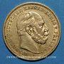 Coins Prusse. Guillaume I (1861-1888). 20 mark 1885A. (PTL 900/1000. 7,96 g)