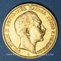 Coins Prusse. Guillaume II (1888-1918). 20 mark 1899A. 900 /1000. 7,96 gr