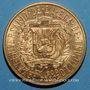Coins République Dominicaine. République. 30 pesos 1955. (PTL 900/1000. 29,62 g)