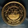 Coins République du Libéria. 25 dollars W.A. Mozart 2000. (PTL 999/1000. 0,73 g)