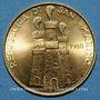 Coins Saint Marin. République. 2 scudi 1980. Justice. (PTL 917‰. 6 g)