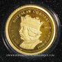 Coins Samoa. Monarchie parlementaire. 5 dollars 2014. (PTL 999,9‰. 0,5 g)