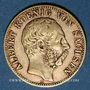 Coins Saxe. Albert (1873-1902). 10 mark 1888 E. (PTL 900‰. 3,98 g)