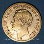 Coins Saxe. Jean I (1854-1873). 10 mark 1873 E. (PTL 900‰. 3,98 g)