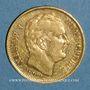 Coins Serbie. Milan Obrenovich IV, roi (1882-1889). 10 dinars 1882 (PTL 900/1000; 3,23 g)