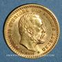 Coins Suède. Oscar II (1872-1907). 5 couronnes 1901EB (PTL 900/1000. 2,24 g)